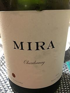 Mira Chardonnay Hyde Vineyard(ミラ シャルドネ ハイド・ヴィンヤード)