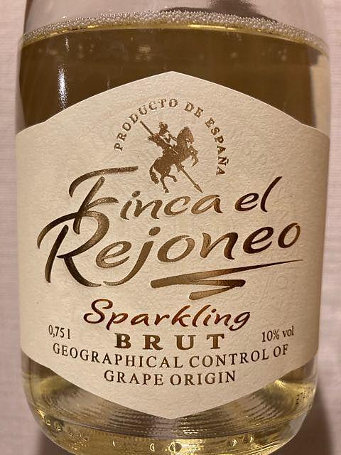 Finca el Rejoneo Sparkling Brut(フィンカ・エル・レホネオ スパークリング ブリュット)