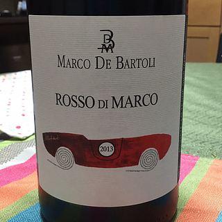 Marco de Bartoli Rosso di Marco
