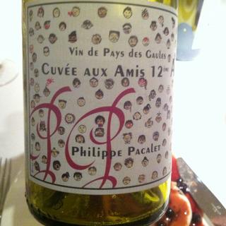 Philippe Pacalet Cuvée Aux Amis