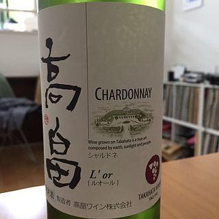 高畠ワイン 高畠 L'or Chardonnay