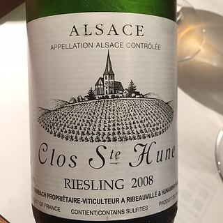 Trimbach Riesling Clos Ste Hune(トリンバック リースリング クロ・サン・テューヌ)
