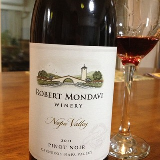 Robert Mondavi Winery Carneros Pinot Noir