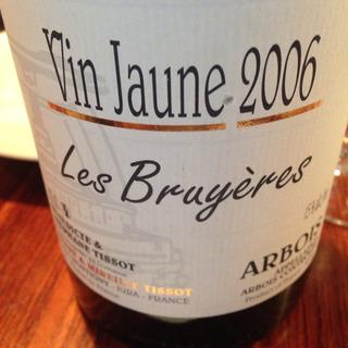 André et Mireille Tissot Vin Jaune Les Bruyères