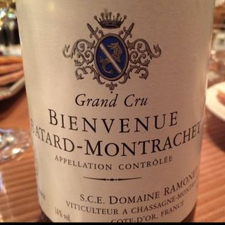 Dom. Ramonet Bienvenue Bâtard Montrachet Grand Cru