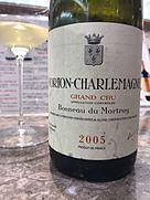 ボノー・デュ・マルトレ コルトン・シャルルマーニュ グラン・クリュ(2005)