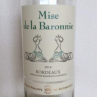 Mise de La Baronnie Blanc