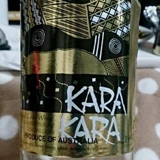 Kara Kara Australian Gold Leaf Wine(カラ・カラ オーストラリアン ゴールド・リーフ・ワイン)