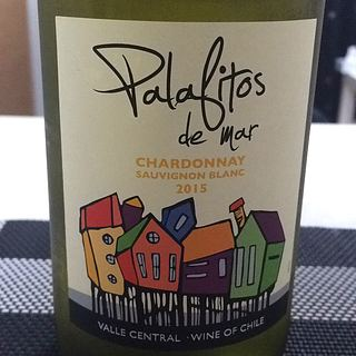 Palafitos de Mar Chardonnay Sauvignon Blanc