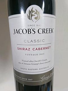 Jacob's Creek Classic Shiraz Cabernet(ジェイコブス・クリーク クラシック シラーズ カベルネ)