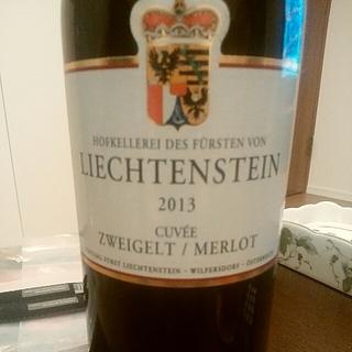 Liechtenstein Zweigelt Merlot