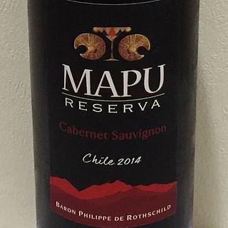 Mapu Reserva Cabernet Sauvignon