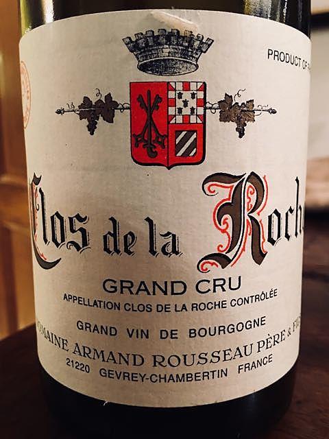 Dom. Armand Rousseau Clos de la Roche Grand Cru