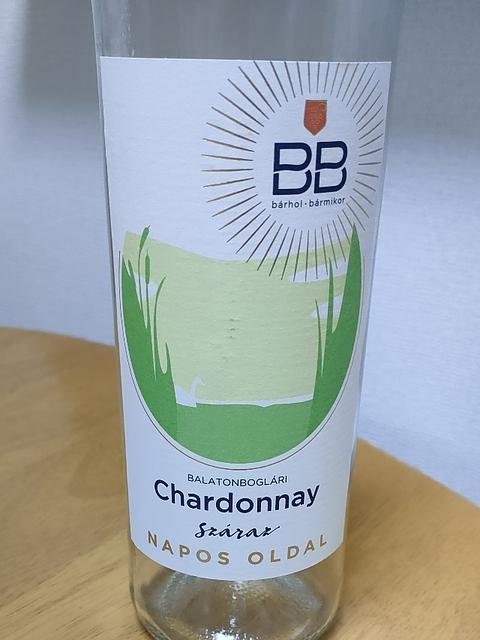 BB Balatonboglári Chardonnay(バラトンボグラーリ シャルドネ)