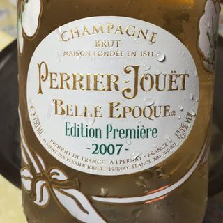 Perrier Jouët Belle Epoque Edition Premiere