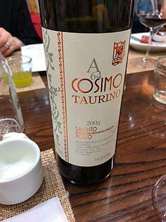 A64 Cosimo Taurino Salento Rosso