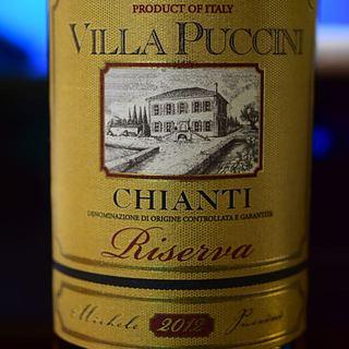 Villa Puccini Chianti Riserva