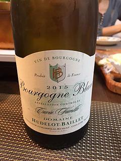 Dom. Hudelot Baillet Bourgogne Blanc Cuvée Famille