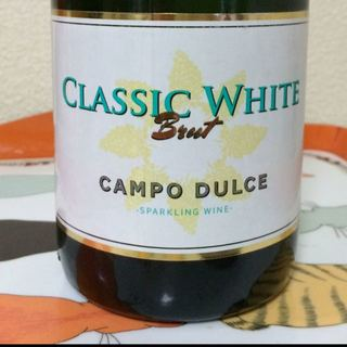 Campo Dulce Classic White Brut