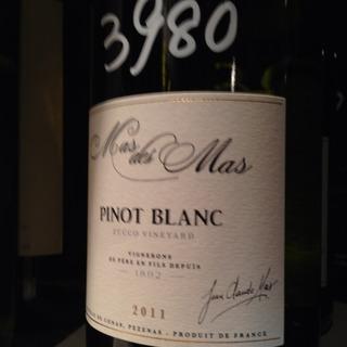 Mas de Mas Pinot Blanc
