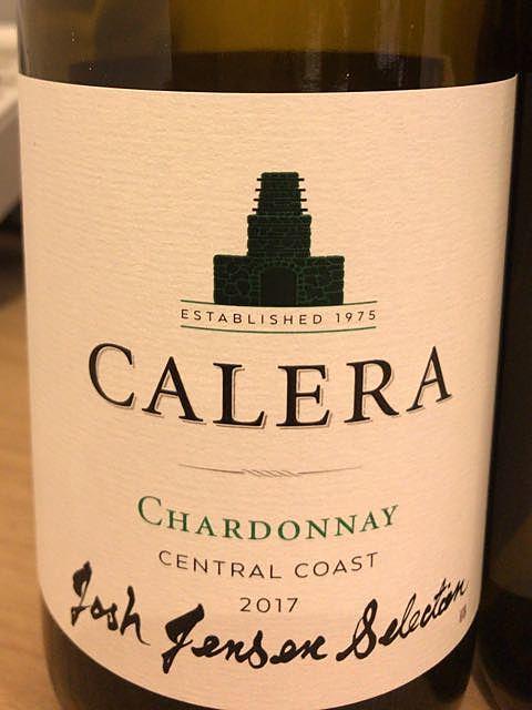 Calera Josh Jensen Selection Chardonnay