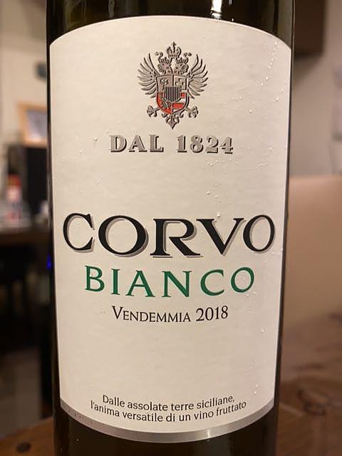 Corvo Bianco(コルヴォ ビアンコ)