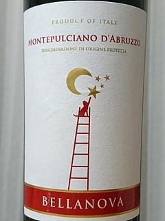 Bellanova Montepulciano d'Abruzzo(ベラノーヴァ モンテプルチャーノ・ダブルッツォ)