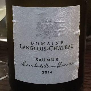 Dom. Langlois Chateau Saumur Blanc