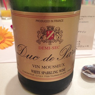 Duc de Paris Demi Sec