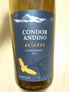 Condor Andino Reserve Chardonnay