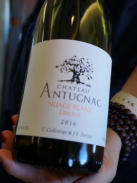 Ch. Antugnac Nuage Blanc(シャトー・アントニャック ヌアージュ・ブラン)