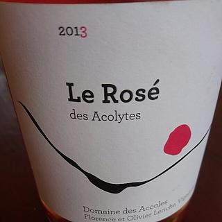 Dom. des Accoles Le Rosé des Acolytes