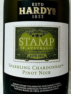 Hardys Stamp of Australia Sparkling Chardonnay Pinot Noir
