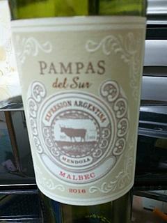 Pampas del Sur Expresion Argentina Malbec(パンパス・デル・スール エクスプレッション・アルゼンティーナ マルベック)