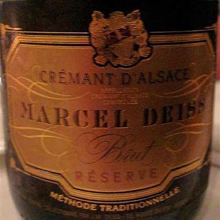 Marcel Deiss Crémant d'Alsace Brut Réserve