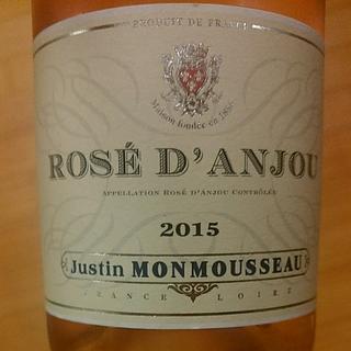Monmousseau Rosé d'Anjou(モンムソー ロゼ・ダンジュ)
