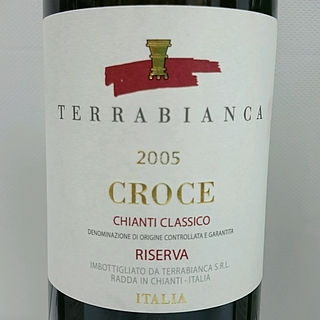Terrabianca Chianti Classico Riserva Croce(テラビアンカ キャンティ・クラッシコ リゼルヴァ クローチェ)