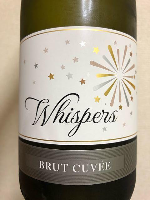 Whispers Sparkling White