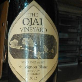 The Ojai Vineyard Sauvignon Blanc McGinley Vineyard