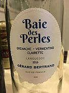 Gerard Bertrand Baie des Perles(2016)