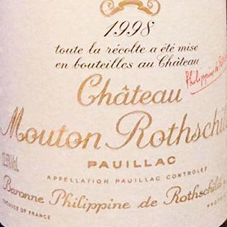Ch. Mouton Rothschild