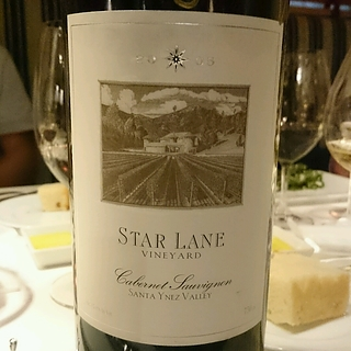 Star Lane Cabernet Sauvignon Santa Ynez Valley
