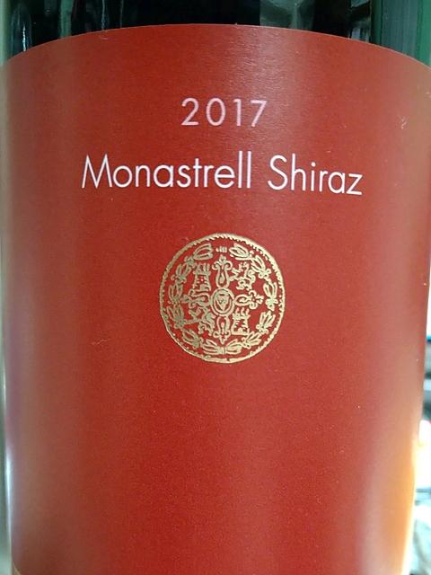 El Tesoro Monastrell Shiraz