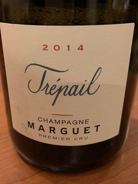 Champagne Marguet Trépail(シャンパーニュ・マルゲ トレパイユ)