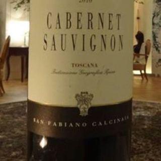 San Fabiano Calcinaia Cabernet Sauvignon