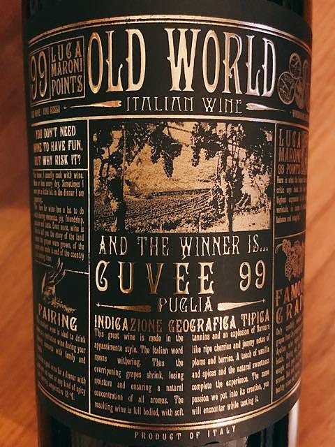 Old World Cuvee 99