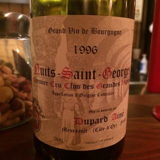 Dupard Ainé Nuits Saint Georges 1er Cru Clos des Grandes Vignes