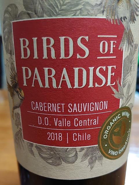 Birds of Paradise Cabernet Sauvignon