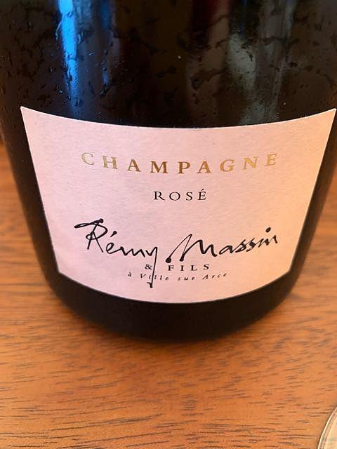 Rémy Massin Cuvée Rosé(レミー・マッサン キュヴェ・ロゼ)