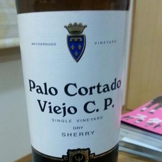 Valdespino Palo Cortado Viejo C.P. (Calle Ponce) Sherry